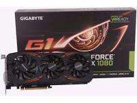Gigabyte Gaming G1 Nvidia GTX 1080 8GB Graphics Card (GPU)