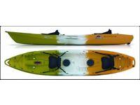 Fee Free Corona Sit On Top Kayak - The next generation of 3,2 or 1 person sit on kayak .
