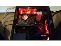 GAME PC PLUSS 32 INCH HD READY TV HDMI PLUSS XROCKER GAME CHAIR PLUSS PS3 AND BUNDLE OF GAMES JOBLOT