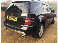 Mercedes ml 500 ml63 replica no swap px