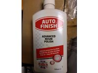 Carplan Auto Finish Advanced Resin Polish 500ml