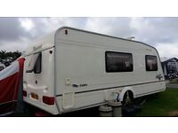 Bailey Loire 4 Berth Caravan