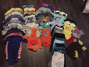 Boys 6 month clothes lots
