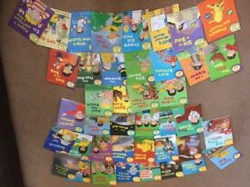Books Oxford Reading Tree Levels 1-6 Phonics and First Stories