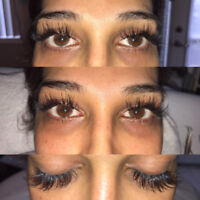 SUMMER PROMO ONLY !! $60 classic eyelash extensions