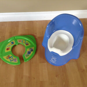 Baby Bjorn Potty and Travel Seat