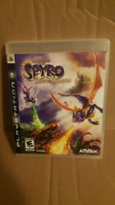 RARE LEGEND OF SPYRO PS3