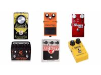 ***WANTED*** Guitar And Effects Pedals ***INSTANT CASH PAID***