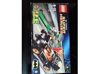lego super heroes Batman The Ridler Chase