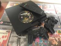 PlayStation 3 slimline 320gb & 19 top games
