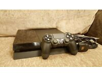 Wanted Playstation 4