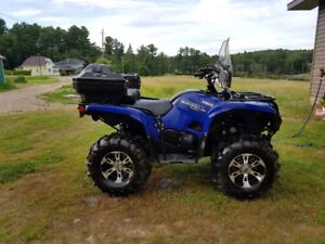 Yamaha Grizzly YFM 550  ATV