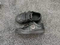 Boys Clark's shoes size 10 H