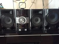 Sony MHC-GTZ31 Sound system with Subwoofer