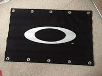 Oakley banner