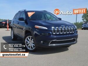 2015 Jeep Cherokee Limited 4dr 4x4