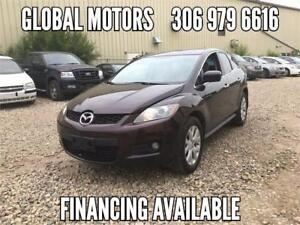 2007 MAZDA CX-7 GT - FINANCING AVAILABLE