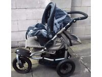 Mamma pappas buggy