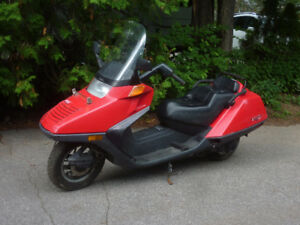 Scooter Honda Helix CN250