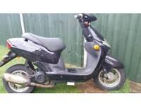 49cc 50cc Sinksi moped