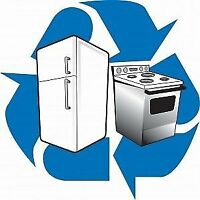 Cheap Low Rate Appliance and ALL Junk Removal 780-807-7634