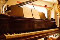 music lessons. PIANO LESSONS ALL AGES RCM 35 YRS EXP