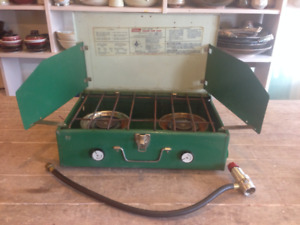 "Camp Stove (Coleman ""Tourist"" Camp Stove , Model 5423-700}"