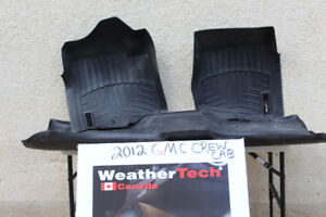 Chev/ GMC Weather Tec floor mats
