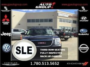 2014 GMC Yukon SLE   Solid Set of Safety Features