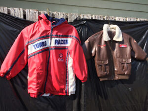 Two Children's Jackets for Sale