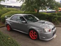 Subaru wrx Sti **530 bhp forged** Audi tdi/focus RS/BMW/amg/px/gtd