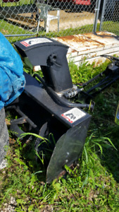 Craftsman snowblower attachment