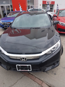2016 Honda Civic LX Coupe - Lease Takeover