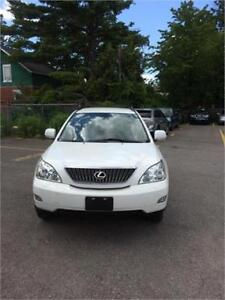 2007 Lexus RX 350 certified,very clean, leather seats, alloys