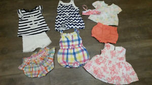 Clothing 3 to 6 months