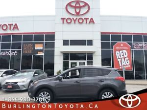 2013 Toyota RAV4 LIMITED LOADED