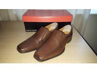 Pierre Cardin Mens Shoes 'boxed brand new' fit size 8 - 8 1/2