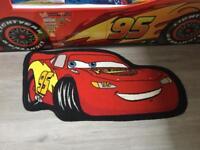 Disney Cars bedroom Rug
