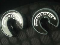 Pipe cutter 15mm & 22mm brand new £5 for both.