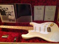 Fender MasterBuilt Mary Kaye Stunning !!! Take a look