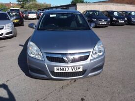 2007 VAUXHALL VECTRA exclusiv 1.9 TURBO DIESEL 120Hp 116k MILES FSH CAM BELT CHANGED at 82k