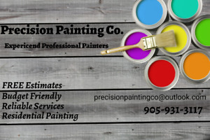 Precision Painting Co.