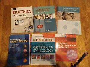 livres d'université