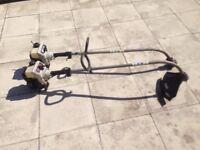 2 ryobi petrol strimmers spares or repair £20 the lot
