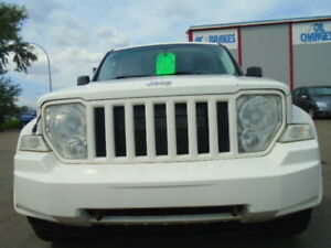 2008 Jeep Liberty SPORT 4X4-ONE OWNER--CLEAN CARPROOF--AMAZING