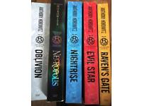 The Power of Five by Anthony Horowitz - All 5 books