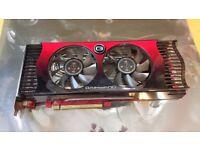 GeForce Gainward GTX 275 - 896MB GDDR3 PCI-Express PC Graphics Card GPU