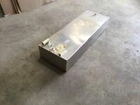 Boat fuel tank aluminium