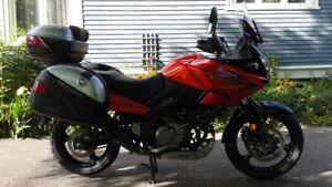 Suzuki DL650 Vstrom