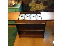 mobile buffet ....serving food warmer philips perfect condition